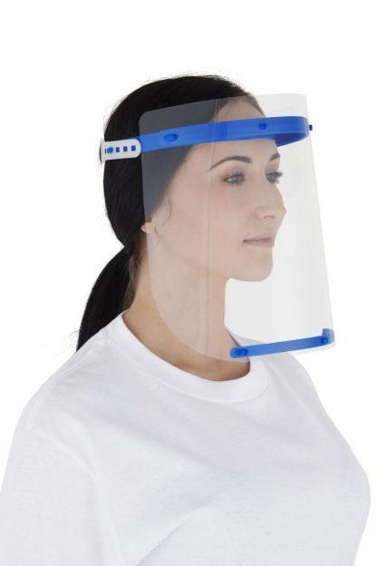 CoVisor Midi reusable face shield