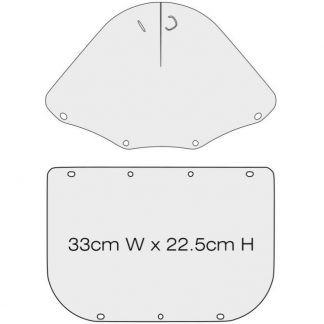 Replacement CoVisor MAXI screens