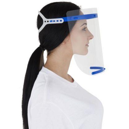 CoVisor Midi reusable face shield (blue)