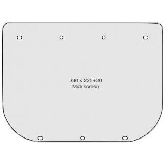 CoVisor Midi screens